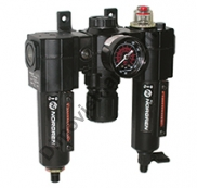 Combination Filter/Regulators and Lubricators (FRL)