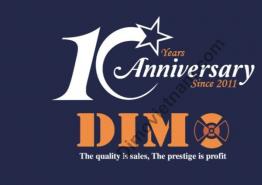 Clip kỷ niệm 10 năm thành lập Công ty Dimo Việt Nam - Sinh nhật Dimo 10 tuổi.